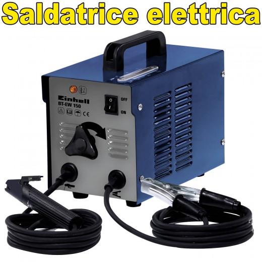 Saldatrice elettricaBT-EW 150