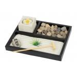 Giardino Zen con pietre