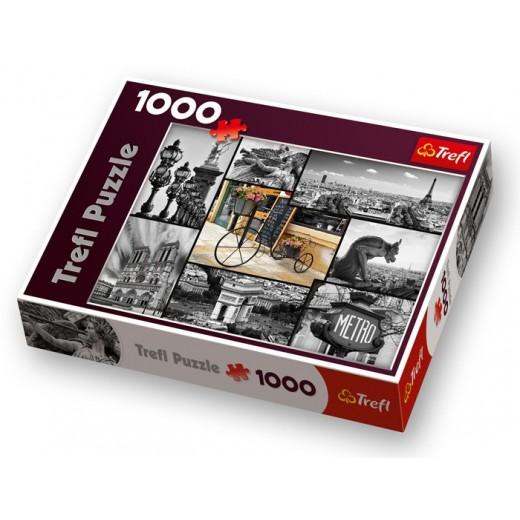 Puzzle Paris - 1000 Pezzi