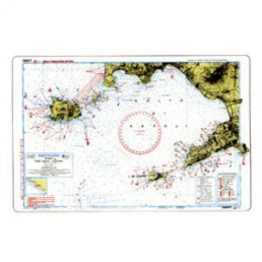 Carta nautica da Palinuro a Capo D'orlando
