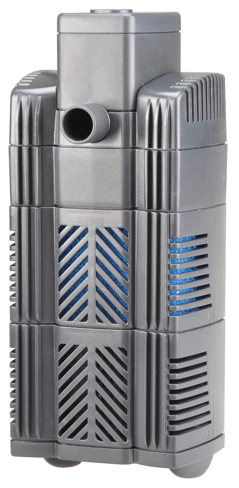 Pompa a immersione con filtro per acquario tropicale e for Pompa per acquario tartarughe