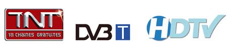 TNT - DVBT - HDTV
